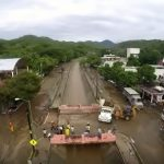 Vicente deja 16 localidades incomunicadas en Oaxaca