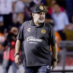 """De hambre no me voy a morir"": Maradona sobre comida mexicana"