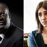 Reconocen a Denis Mukwege y Nadia Murad con Nobel de La Paz 2018