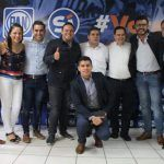 Román Cifuentes se registra para la presidencia del PAN; es el único aspirante