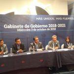Presenta ROG a directores de su próximo gabinete