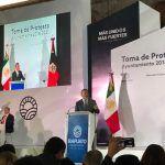 Ricardo Ortiz promete un gobierno de continuidad