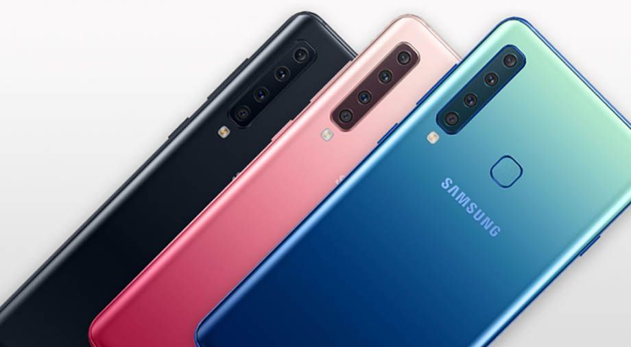 Photo of Samsung presenta su Galaxy A9 con cuatro cámaras traseras