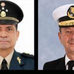 Ellos serán los próximos secretarios de la Sedena y la Marina
