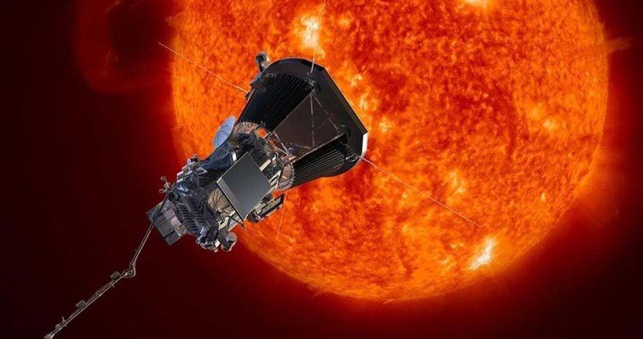Photo of Sonda Parker de la NASA rompe récord al estar más cerca del Sol
