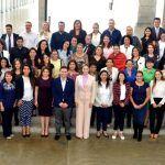 Trabajarán Presidentas y Directores de los DIF Municipales en Coordinación con DIF Estatal