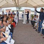 Alcalde Toño Arredondo da arranque de construcción integral de la calle León