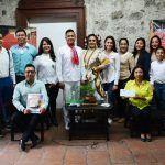 Ballet folklórico del IMCAR viaja a Colombia, representará al estado de Guanajuato
