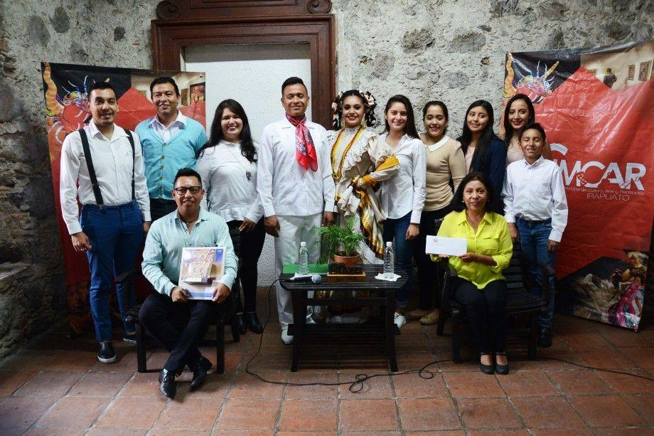 Photo of Ballet folklórico del IMCAR viaja a Colombia, representará al estado de Guanajuato