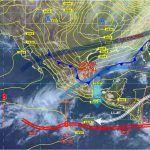 Se pronostica un ambiente templado durante el día con posibilidad de lluvias