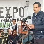 "Inauguran 23 Expo Agroalimentaria; rinden homenaje al ""Rey del Ajo"""