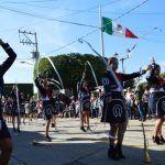 Conmemoran en Cuerámaro 108 aniversario de la Revolución Mexicana
