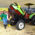 Nuevos lanzamientos de tractores en la Expoagroalimentaria