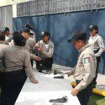 Por comenzar segundo módulo para Cadetes de Policía Municipal
