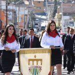Realizan festejos por el 108 aniversario de la Revolución Mexicana