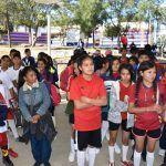 Jornada Deportiva de Telesecundarias Zona 537