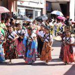 Celebran 108 Aniversario del Inicio de la Revolución Mexicana