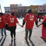Municipio promueve la no discriminación de personas con VIH/SIDA