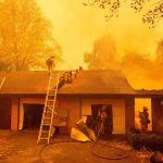 Incendios en California amenazan hogares de cientos de familias