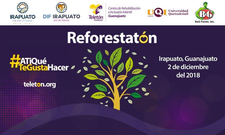 """Photo of Este domingo 2 de diciembre se realizará el """"Reforestatón"""" en Parque Ecológico de Irapuato"""
