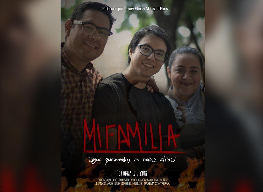 """Photo of """"Mi Familia"""", un cortometraje de terror producido por jóvenes cineastas guanajuatenses"""