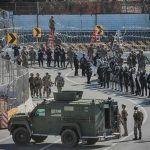 EU cierra cruce de San Ysidro, fronterizo con Tijuana