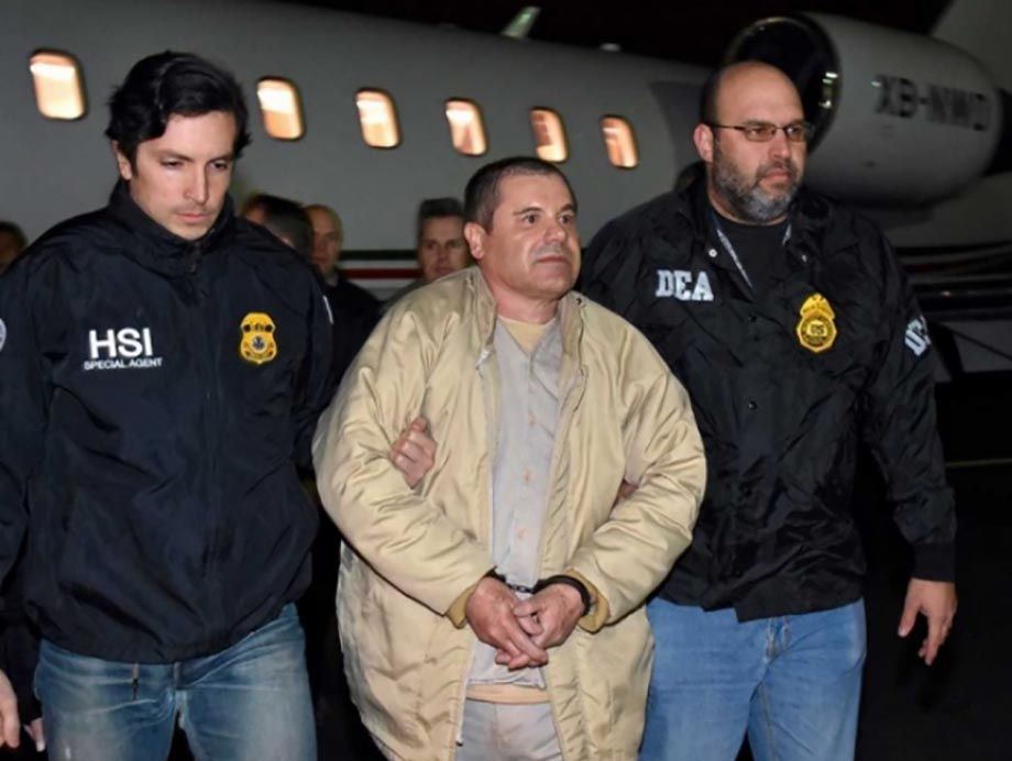 Photo of Inicia juicio contra 'El Chapo' en EU bajo máxima seguridad