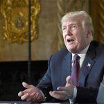 Sugiere Donald Trump a México 'ser inteligente' y frenar Caravana Migrante