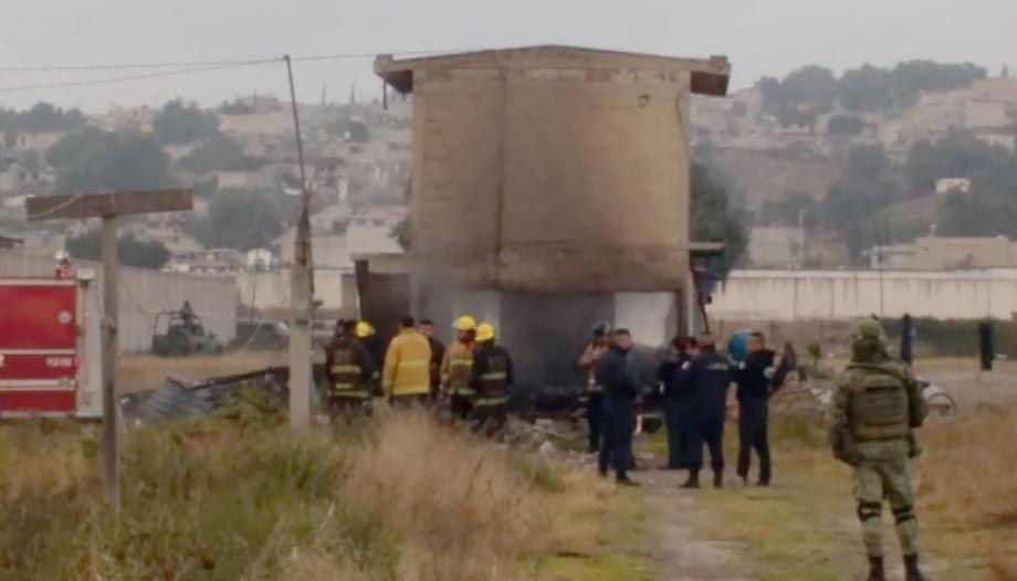 Photo of Se registra nueva explosión en Tultepec (VIDEO)