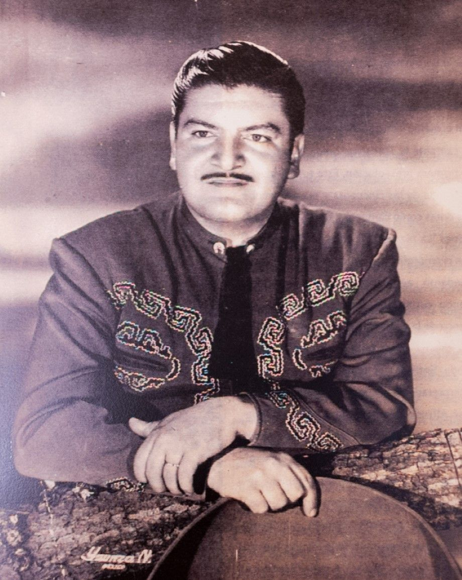 Photo of José Alfredo Jiménez es de Jalisco