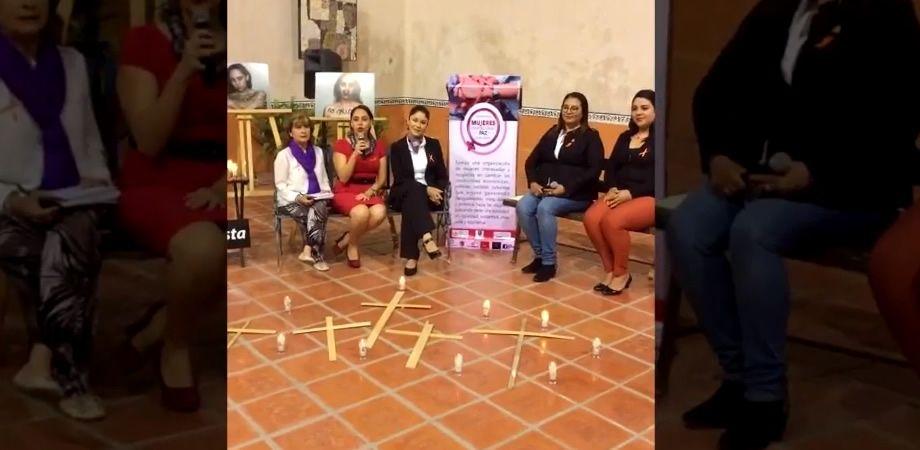 Photo of Mujeres Construyendo Paz, se pronuncian en el marco de el Día Internacional de la No Violencia Contra las Mujeres