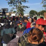 Migrantes que partieron de la CDMX arribarían a Irapuato
