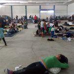 """""""En cascada"""" migrantes llegan a Irapuato"""