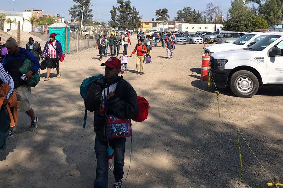 migrantes caravana en irapuato (1)