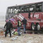 Frío mortal: carreteras congeladas causan 5 muertes en EU