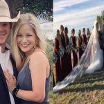 Recién casados mueren en helicóptero después de la boda