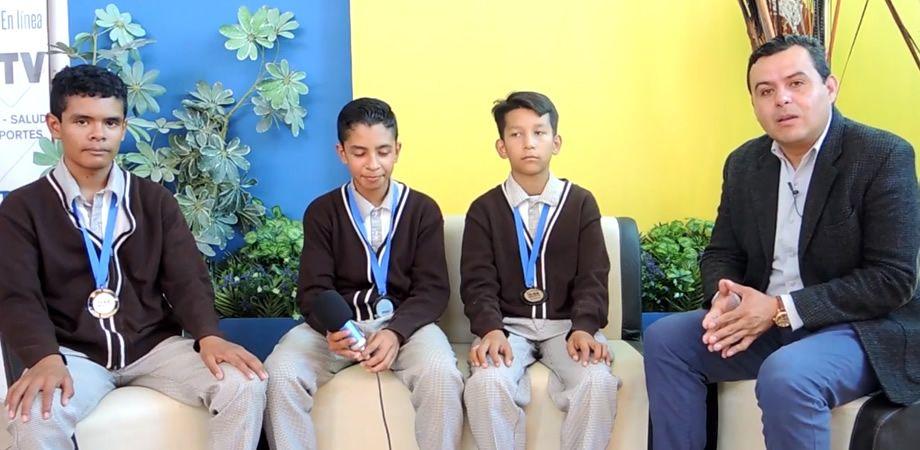 Photo of Jóvenes penjamenses viajan a China; ganan concurso de robótica (Entrevista)