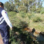 PC da seguimiento a los reportes de hidrocarburo en canal de Carrizalito