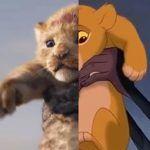 Comparan el tráiler original de El Rey León con el remake (VIDEO)
