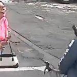 Captan a ciclista mientras asalta a una mujer en la CDMX