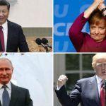 Estas son las personas más poderosas del mundo, según Forbes