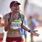 Lupita González podría ser suspendida  de las competencias