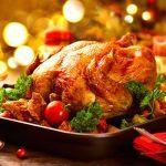 Deliciosa receta de pavo relleno para navidad