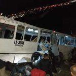 Cobra la 11 víctima desbarranque de camión en León