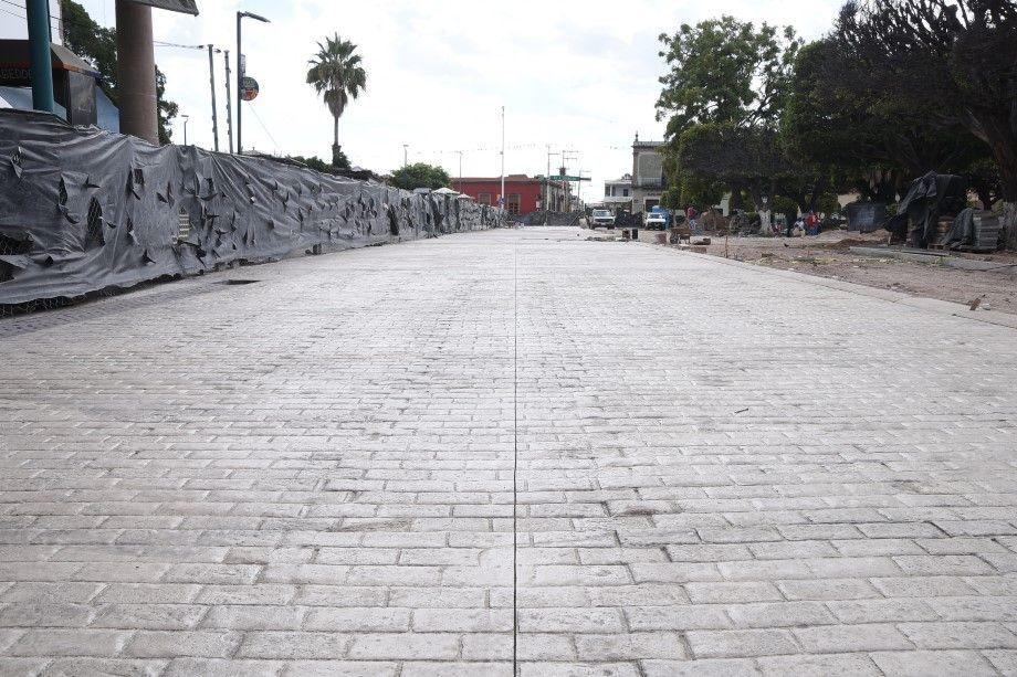 Photo of Culminarán obras de Jardín Municipal