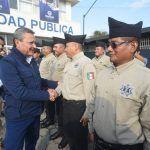 Capacitan a policías en proximidad ciudadana