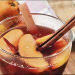 Receta de ponches; deliciosa bebida navideña