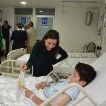 Refuerzan detección y referencia de niños con síntomas de cáncer