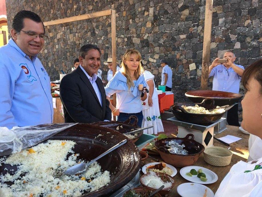 Feria Cocina tradicional (Personalizado)