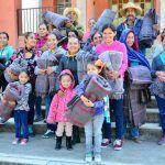 Entregan 40 mil cobijas a la población más vulnerable en los 46 municipios